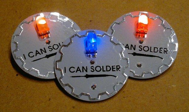solderbadge