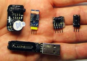 EMP Detector Prototypes