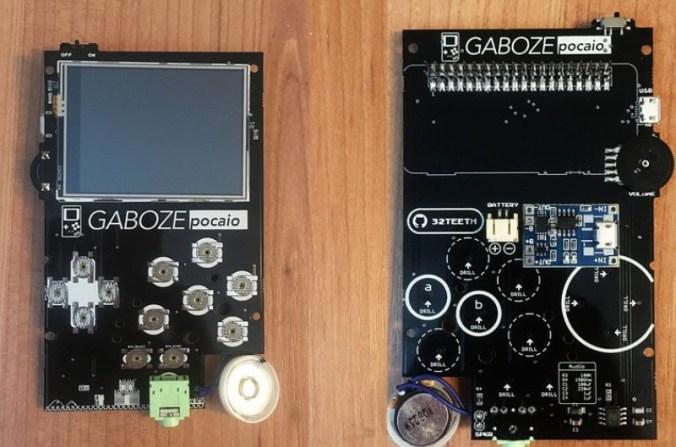 Tindie Blog | Gaboze Pocaio is a Raspberry Pi Arcade That Fits in