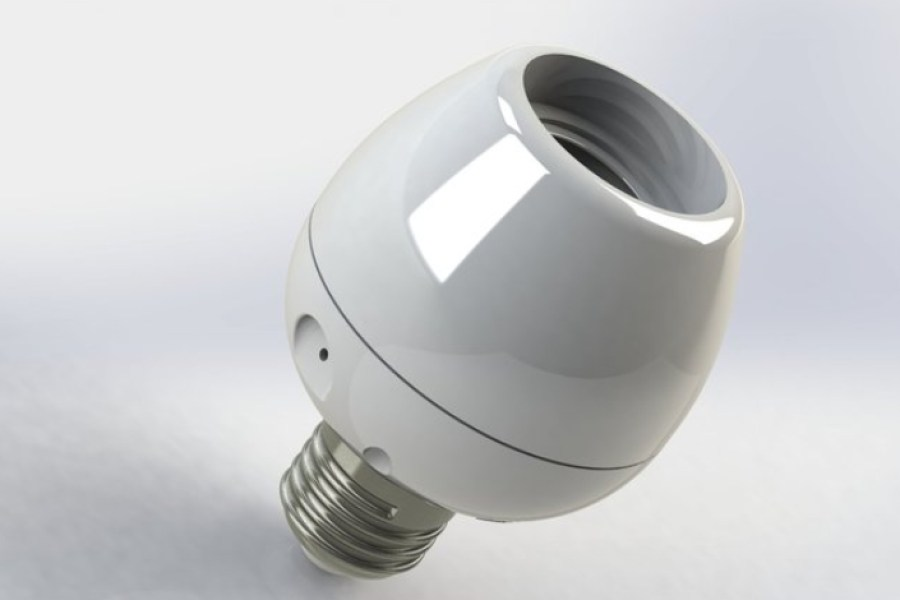 Let There Be Light With Vocca: The Voice Activated Bulb Adapter