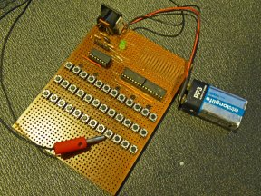 Prototype Le Srtum MIDI Controller
