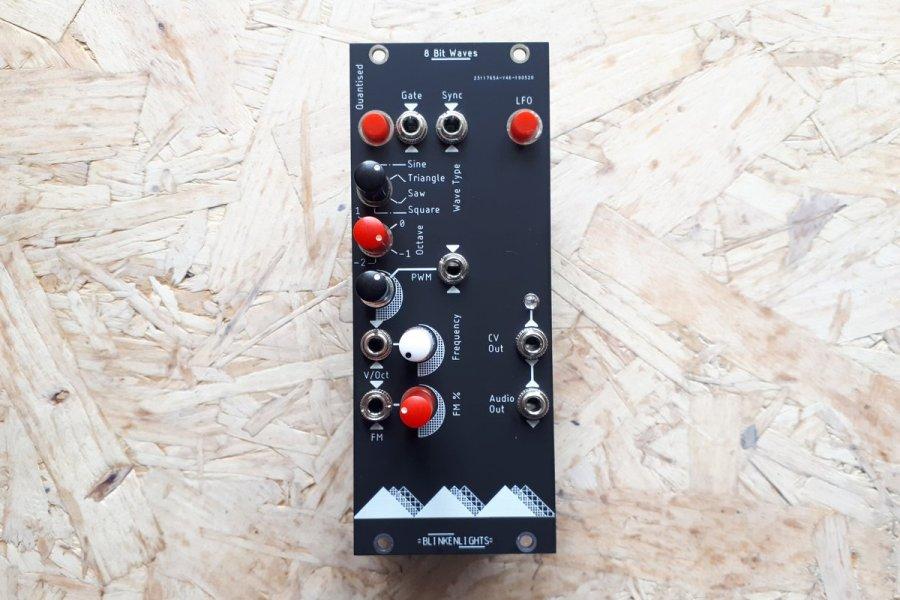 Make 8-Bit Waves for your Eurorack!