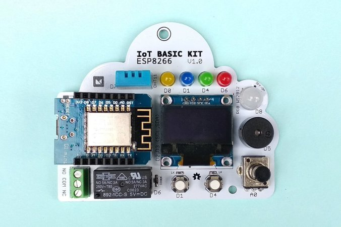 Starter Basic Kit IoT - ESP8266