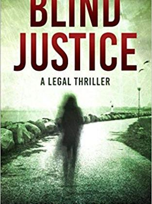 Blind Justice: A legal thriller by Nathan Burrows