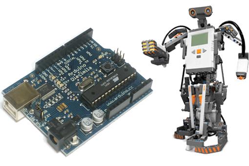 Lego nxt vs arduino tinyenormous build it up to break