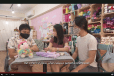 tiny rabbit hole channel news asia singapore crochet crafting makers leather sewing cna