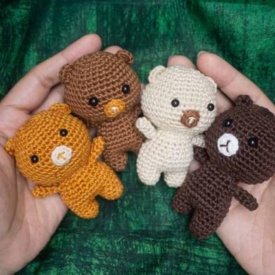 tiny rabbit hole crochet workshop knitting bear charity singapore chinatown class