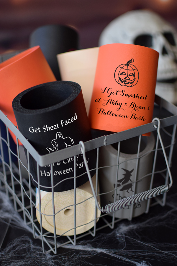 Personalized can Koozies