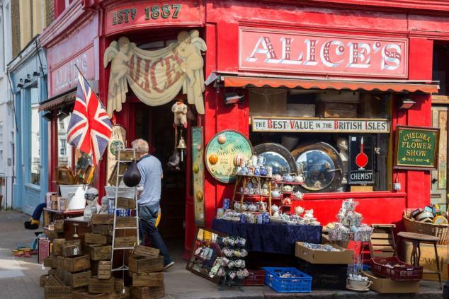 Portobello Street Market