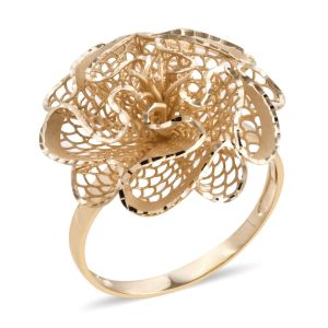 TJC gold rings collection