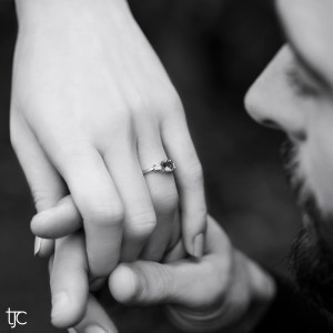 Enjoy your engagement with TJC