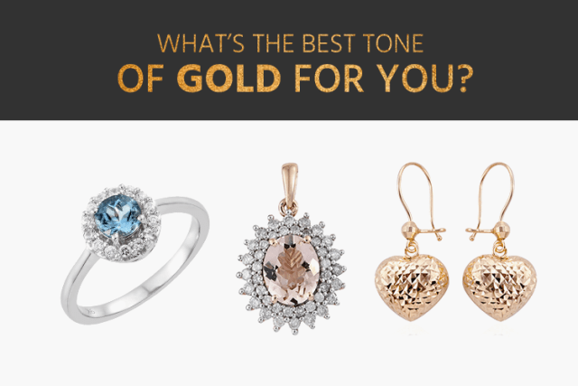 Different gold tones and which is best for you