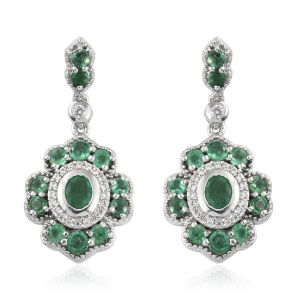 TJC earrings for St. Patrick's Day Styles