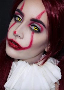 Pennywise_makeup_for_Halloween44