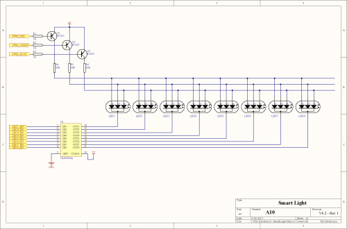 small resolution of wrg 8538 8 led chaser circuit diagram8 led chaser circuit diagram