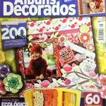 "TK Scrapbook na ""Scrapbooking Álbuns Decorados – Ed. Out/2012"