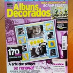 "TK Scrapbook na ""Scrapbooking Álbuns Decorados – Ed. 20 Nov/2014"