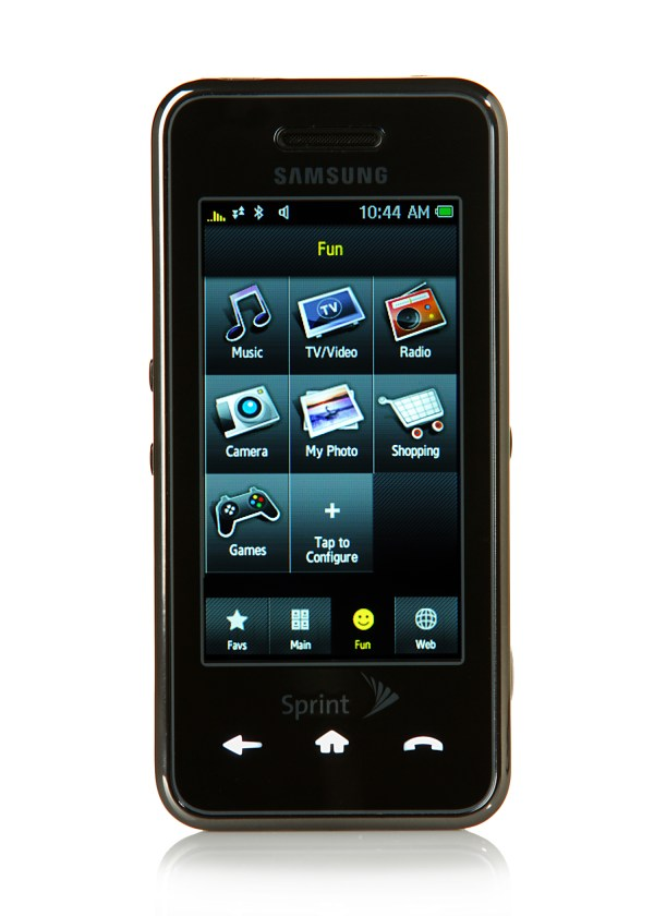 Samsung' Iphone Challenger