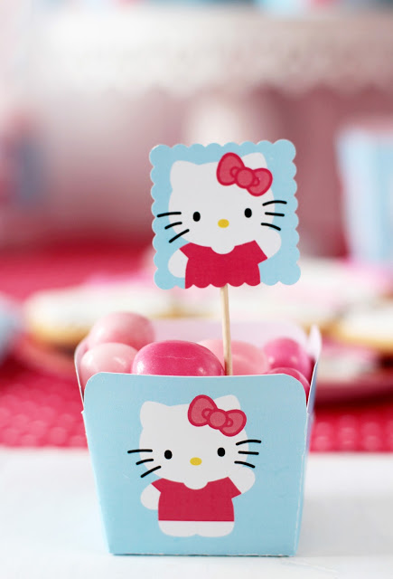 Kit imprimible hello kitty gratis