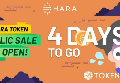 HARA Initial Token Sale Starting Real Soon!