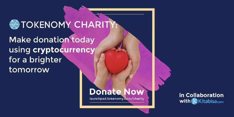 Introducing: Tokenomy Charity