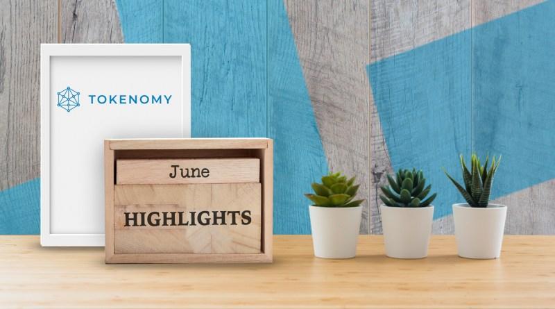 Tokenomy June Highlights