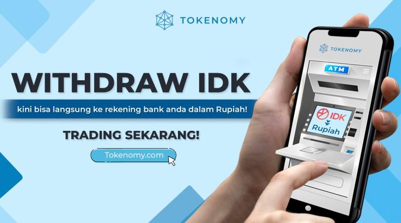Withdraw IDK Kini Bisa LANGSUNG ke Rekening Bank Anda!