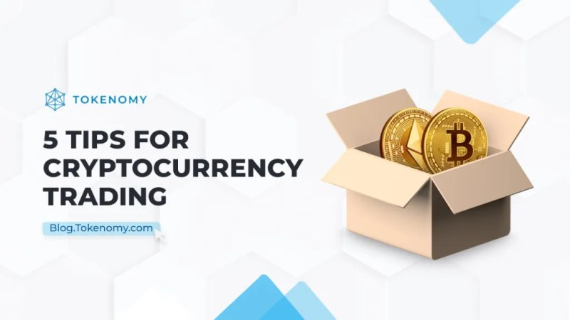 5 Tips for Cryptocurrency Trading