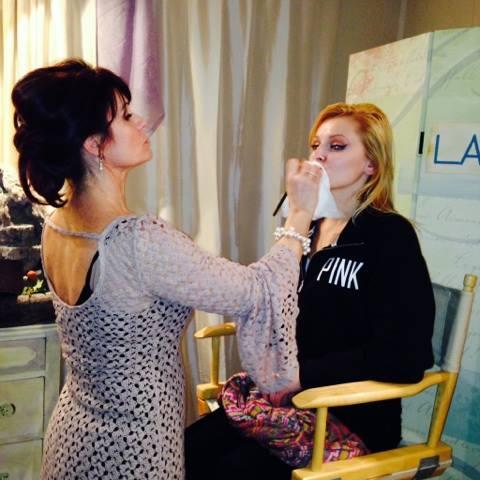 Kim makeup Artist