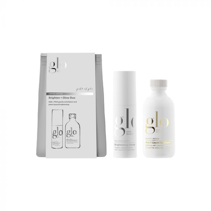 GLO at home peel