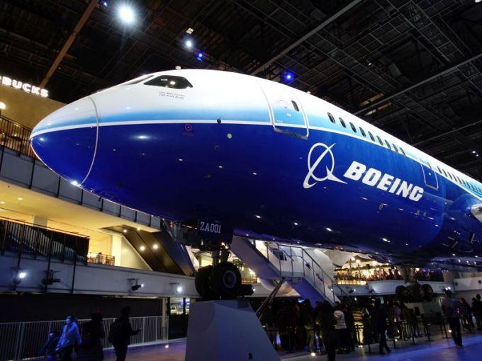 Flight of Dreams 787前方