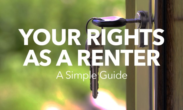 Your Rights as a Renter