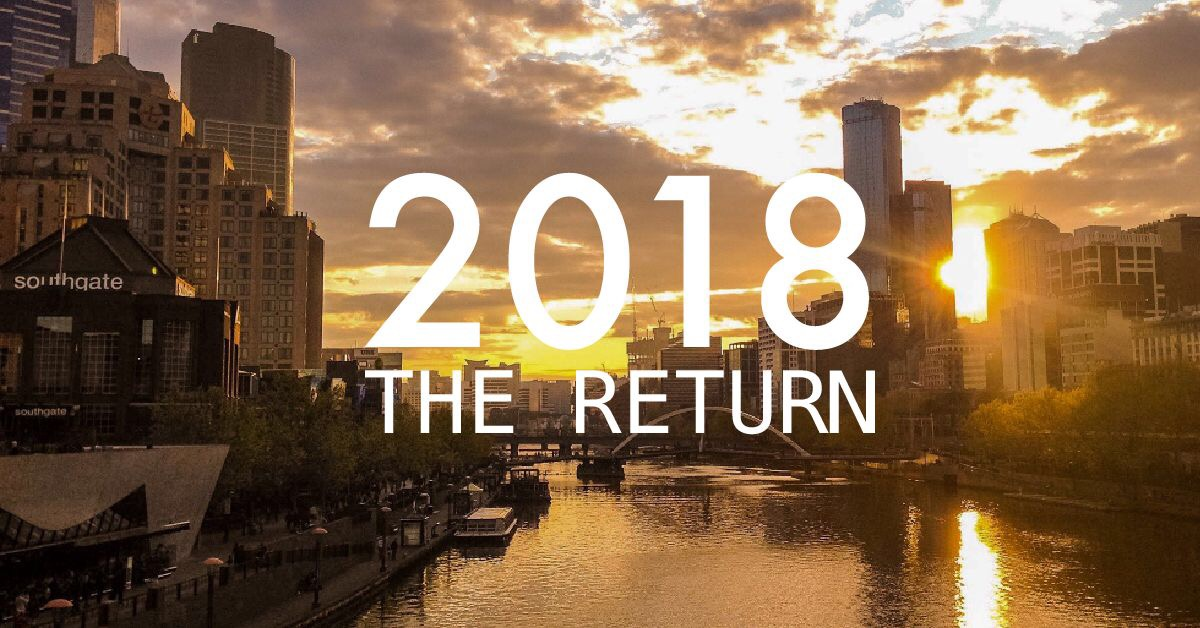 2018: The Return