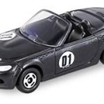 ミニカー発売情報 イオン チューニングカーシリーズ 第15弾 マツダ ロードスター(NR-Aレース仕様)