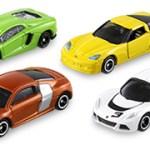 ミニカー発売情報 トミカ組み立て工場 三菱 トライトン & 世界のスーパーカーセット