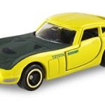 ミニカー発売情報 AEON チューニングカーシリーズ 第18弾 トヨタ 2000GT(スピードトライアル仕様)