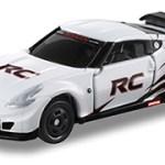 ミニカー発売情報 AEONチューニングカーシリーズ 第27弾 日産 フェアレディZ NISMO RC仕様