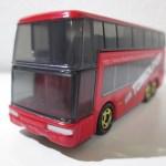 トミカショップ限定トミカ 三菱ふそう エアロキング 2階建てバス