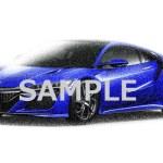 ミニカー発売情報 EBBRO 1/64 Honda NSX 2016