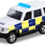 ミニカー発売情報 AEON No.47 トヨタ ランドクルーザー 英国警察仕様