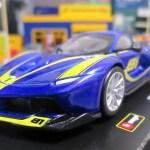 トミカプレゼンツ ブラーゴ 1/43 フェラーリ FXXK スペシャルカラー