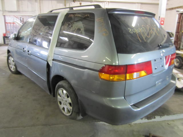 Honda Odyssey Used Parts Auto Parts Diagrams