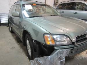 Parting out 2004 Subaru Legacy  Stock # 130458  Tom's