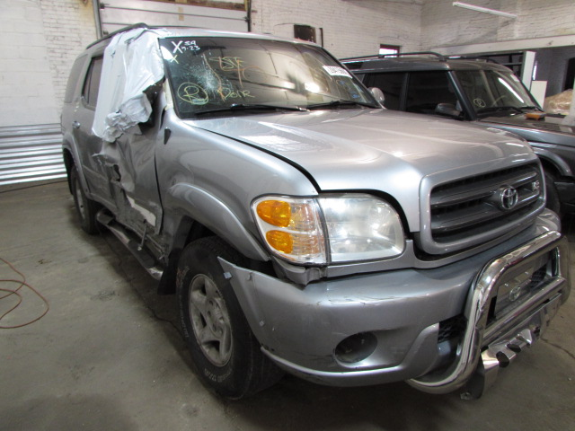 Parting Out 2002 Toyota Sequoia  Stock # 140362  Tom's