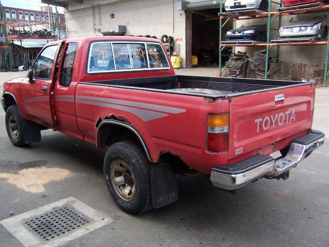 90 Toyota Pickup Wiring Diagram