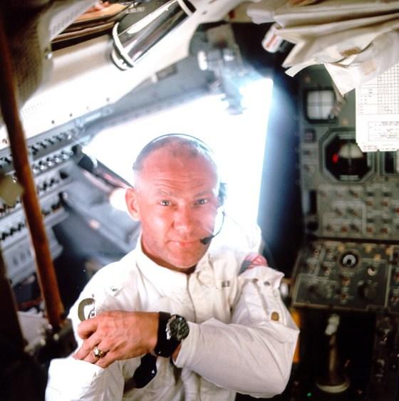 Omega Speedmaster Buzz Aldrin