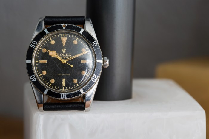 Rolex Submariner 6204 Paul Altieri Interview 1