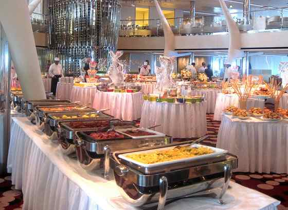 Best Cruises For Your Special Diet Everything Cruises - Best cruise ship for food