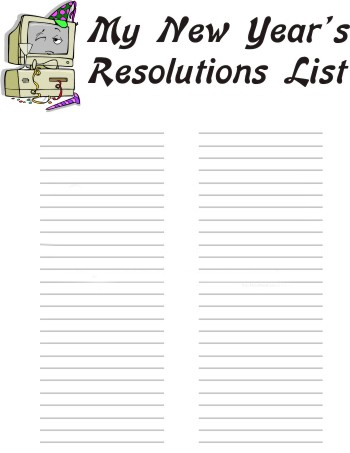 New Years Resolutions for SW Florida Real Estate Market