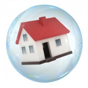 Is there a real estate bubble